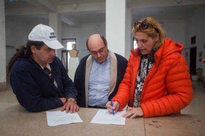 Polo Obrero entregó un petitorio por viviendas, trabajo y asistencia alimentaria