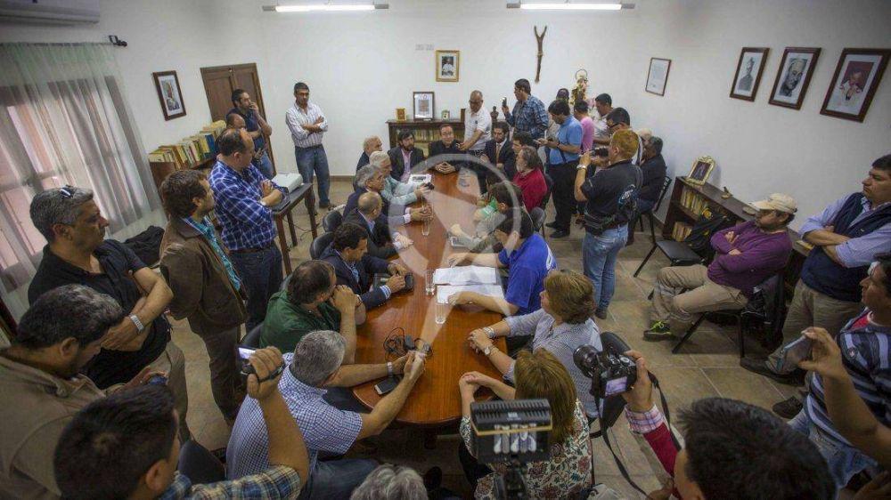 Tabacal: trabajadores rechazaron el acuerdo y volvieron a cortar la ruta