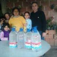 Provincia reconoci� la falta de agua en Huacra