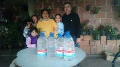 Provincia reconoció la falta de agua en Huacra