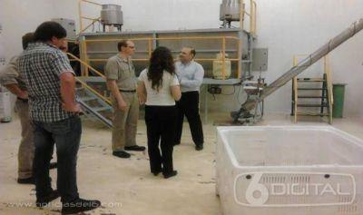 A sugerencia de Passalacqua, empresa alimenticia líder visitó la provincia para analizar trabajos con productos misioneros