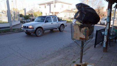 Levantar�n la basura que colm� las calles de Plottier