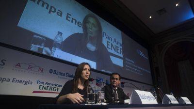 Mar�a Eugenia Vidal volvi� a sufrir una amenaza de bomba