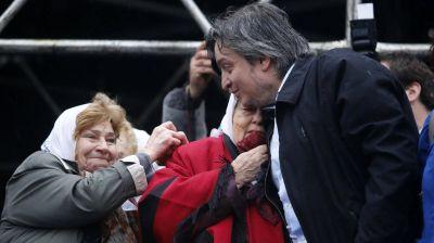 Máximo Kirchner cerró la