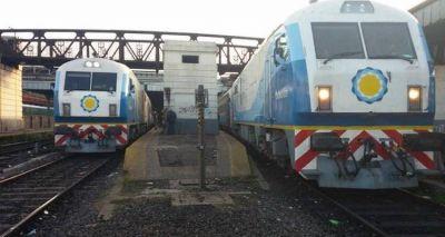 El Gobierno sacó de circulación el servicio de trenes a Chascomús