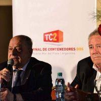 Arroyo: �Mar del Plata necesita un puerto multiprop�sito�