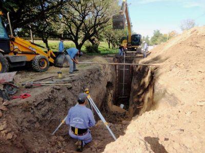 Avellaneda: Invertirán $1,5 millones para cloacas en barrio Cooperación