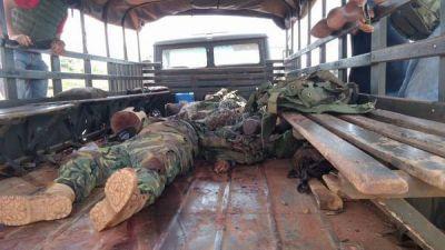 Paraguay: ocho militares mueren en un sangriento atentado del grupo guerrillero EPP