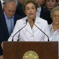 Expectativa en Brasil: ma�ana es el alegato de Dilma Rousseff
