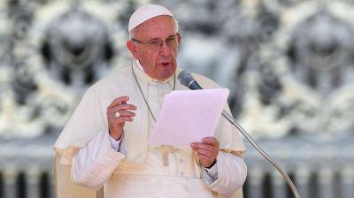 El papa Francisco visitará las zonas afectadas por el terremoto en Italia