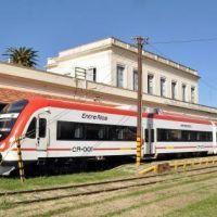 Coordinan acciones para ampliar el sistema ferroviario de pasajeros de la provincia
