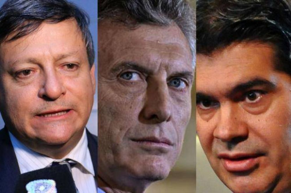 Peppo y Capitanich aventajan en imagen y gestión a Macri en el Chaco