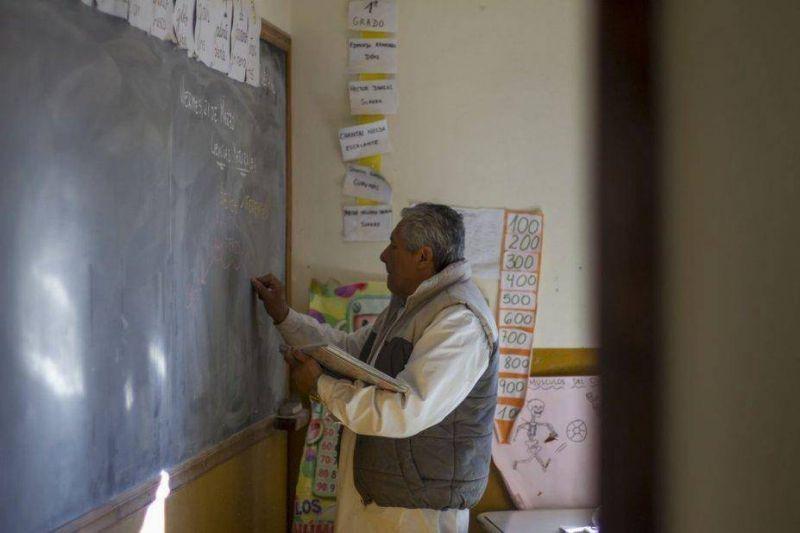 Gremios rechazan que se eval�e el rendimiento docente