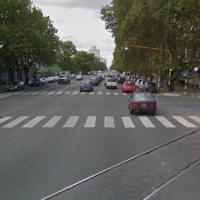 Buscan que exista �un �nico sentido de circulaci�n para la Avenida Luro y Col�n�