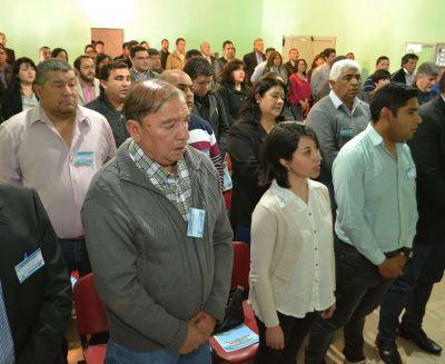 Encuentro Provincial de Concejos Deliberantes en Facundo Quiroga