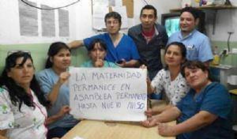 Crece el reclamo de aumento en los tres hospitales municipales