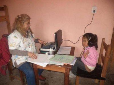 PROFESIONALES ITINERANTES LLEVAN SERVICIOS DE SALUD A PUEBLOS ORIGINARIOS DE JUJUY