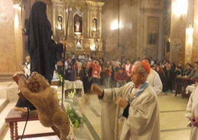 """Cardenal Poli: """"El tiempo es la paciencia de Dios"""""""