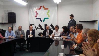 Conferencia de prensa por los episodios en Bariloche