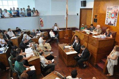 El Concejo Deliberante de Lomas festeja sus 130 años