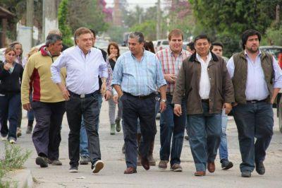 """Según Amaya, la Provincia tiene """"deficiencias democráticas"""""""