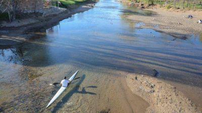 Ya anticipan un verano con poca agua en Neuquén
