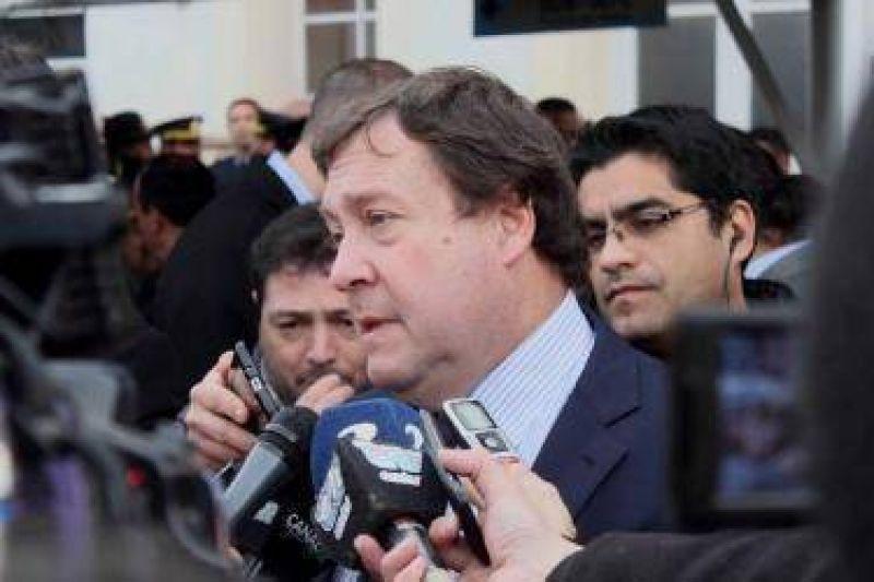 """Weretilneck ratificó que no se puede aumentar salarios nuevamente """"en un año como este"""""""