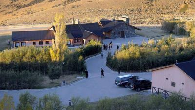 Gendarmería utilizaría tres estancias de Báez para convertirlas en cuarteles