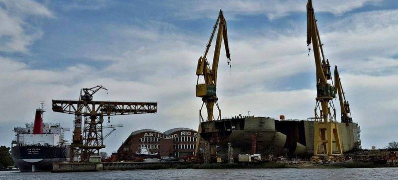 Trabajadores del Astillero Rio Santiago declararon