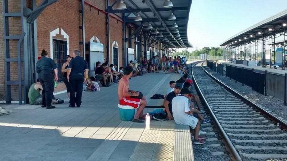 Preocupación de La Fraternidad por la suspención de trenes a Chascomús