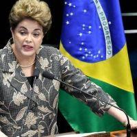 Dilma denuncia un golpe para dar paso a un