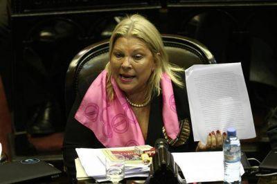 Elisa Carrió se reunió con Macri y presentó un proyecto para derogar la Agencia Federal de Inteligencia