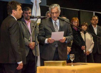 Daniel Orlando asumi� como ministro de Turismo y Las Culturas
