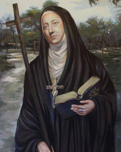 """Monseñor Lozano: """"Mama Antula sintió en su interior que Dios la impulsaba a algo enorme"""""""