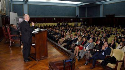 Cumbre de funcionarios para debatir sobre el futuro de la Justicia argentina