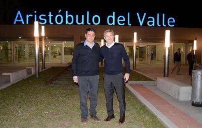 Jorge Macri le llev� dudas a Frigerio sobre la boleta electr�nica