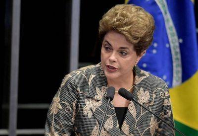 Dilma Rousseff ante el Senado: