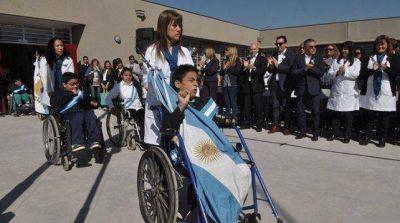 Mendoza sumó nuevas instalaciones para educación especial