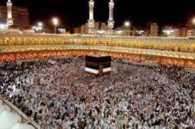 Más de 650 mil peregrinos ya están en Arabia Saudita para la peregrinación
