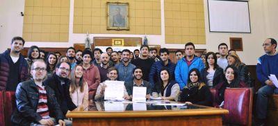 Jóvenes marplatenses piden la derogación del Servicio Militar Obligatorio