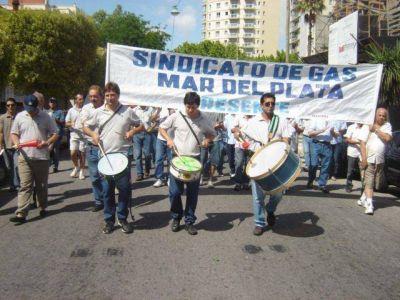 Trabajadores del Gas confirmaron un paro de 48 horas