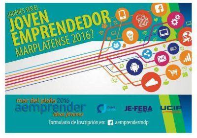 """Nueva edición del premio """"Aemprender Mar del Plata 2016"""""""