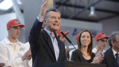 Macri, en La Matanza: