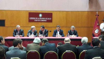 Más de dos mil millones de pesos para obras en Salta