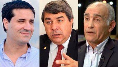 Interna radical: cuánto tiene cada uno de los tres candidatos