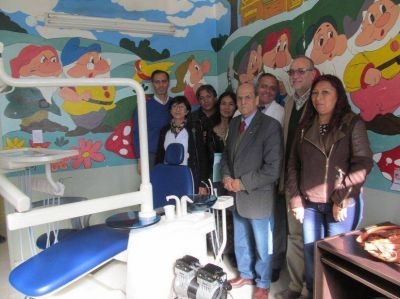 Inauguraron en San Pedrito un nuevo servicio odontológico