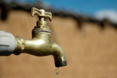 11 barrios de la zona sur de Comodoro estarán sin agua por 36 horas