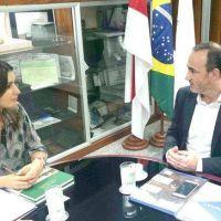 Caballero: �Las autoridades de Manaos nos plantean la importancia de trabajar juntos�