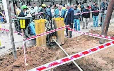Anunciaron extensión de red de gas para barrios de la zona norte
