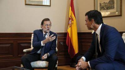 Rajoy va hoy al Congreso sin apoyo para formar gobierno